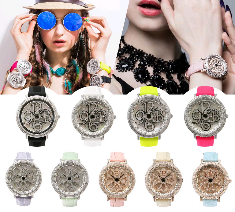 ブリラミコ 新作 時計